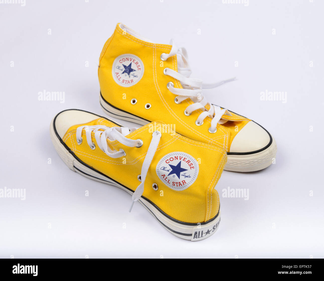 b1733c5ca6ac Converse Shoes Stock Photos   Converse Shoes Stock Images - Alamy