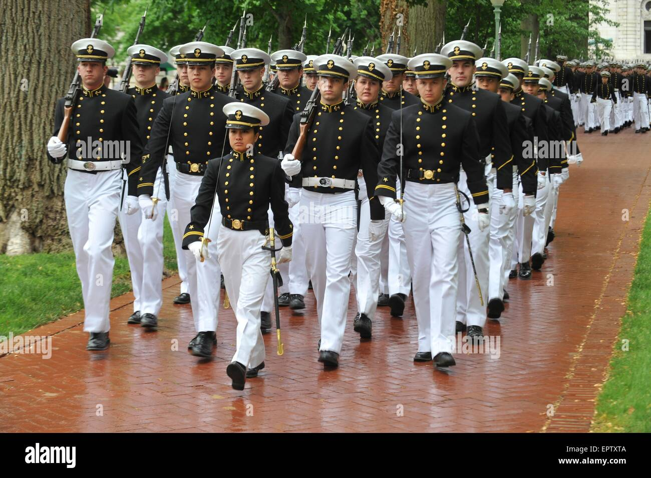 Us Naval Academy In Formal Stock Photos & Us Naval Academy ...