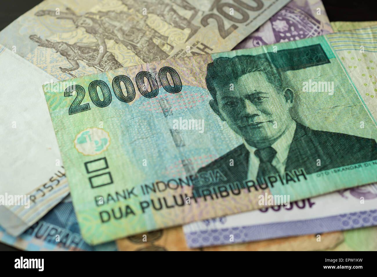 Indonesian Rupiah Stock Photos & Indonesian Rupiah Stock