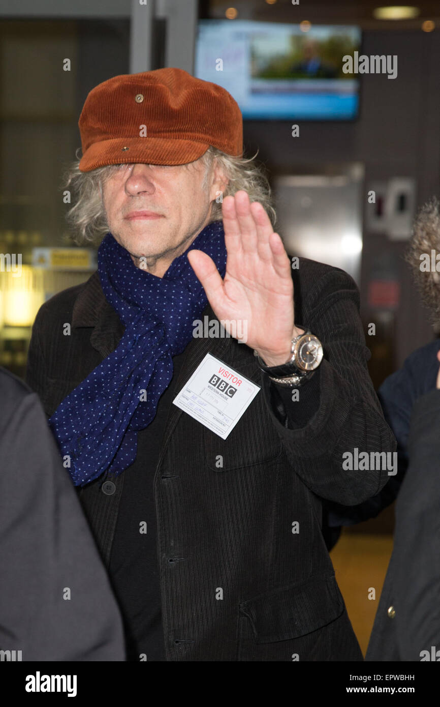UPDATE: BBC in talks with Geldof for Live Aid II akaLive 8'