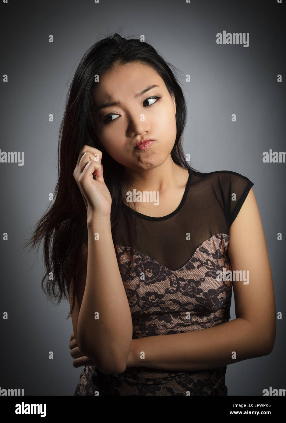Something good looking asian girls very pity