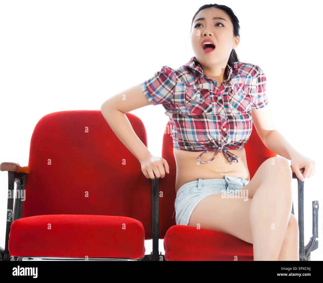 Horny virgin penetration