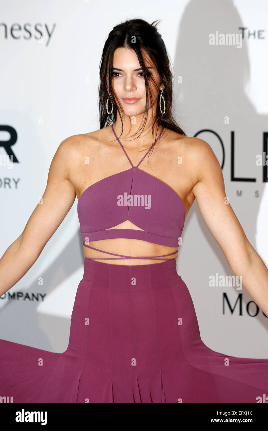 6988d5342 Kendall Jenner attending the amfAR s Cinema Against Aids Gala during 68th  Cannes Film Festival at Hotel du Cap-Eden-Roc in Antibes on May 21