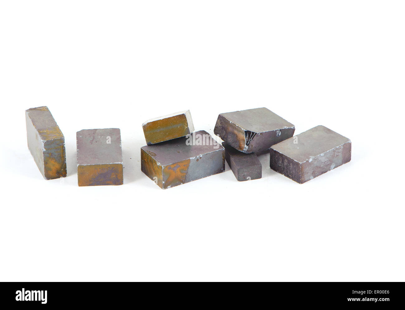 assay, bit, borehole, borer, burr, carbide, chisel, construction, cutter, cutting, diamond, drill, engineering, - Stock Image