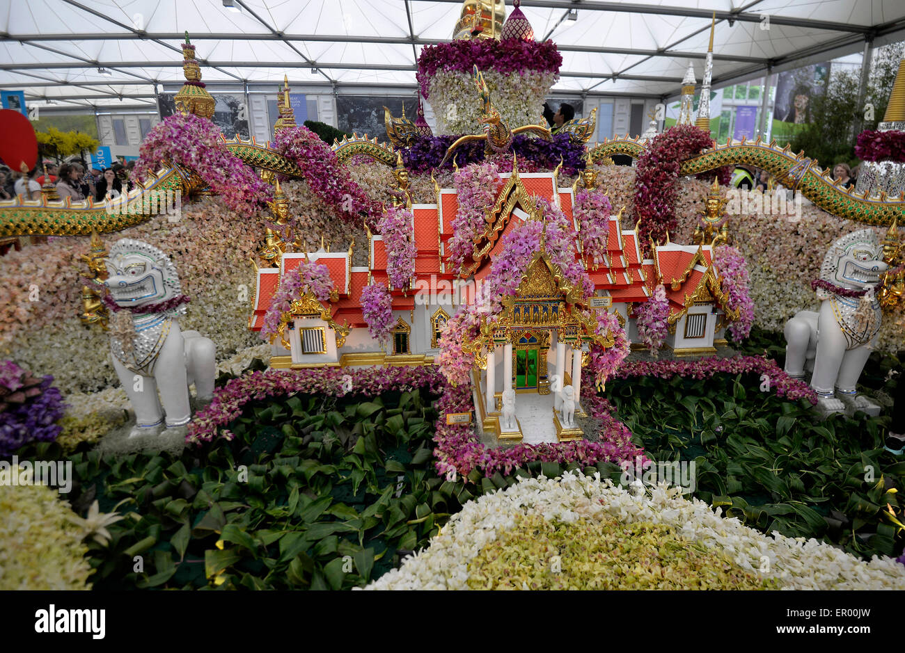 London, UK. 23rd May, 2015. Chelsea Flower Show London UK Credit:  Leo Mason sports photos/Alamy Live News Stock Photo