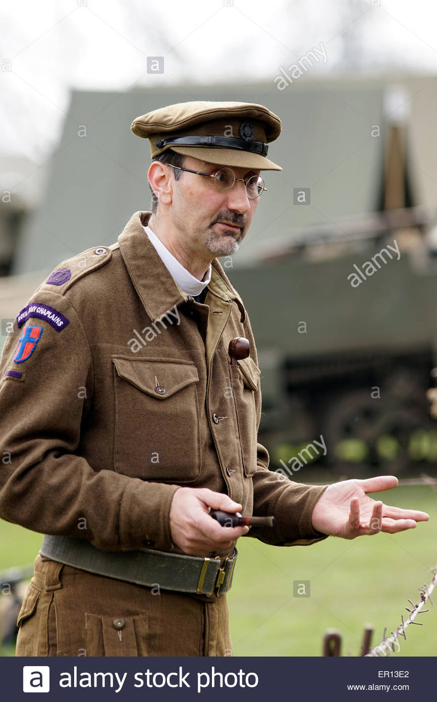 Ranks In Marine >> In Ww2 British Army Uniform Stock Photos & In Ww2 British Army Uniform Stock Images - Alamy
