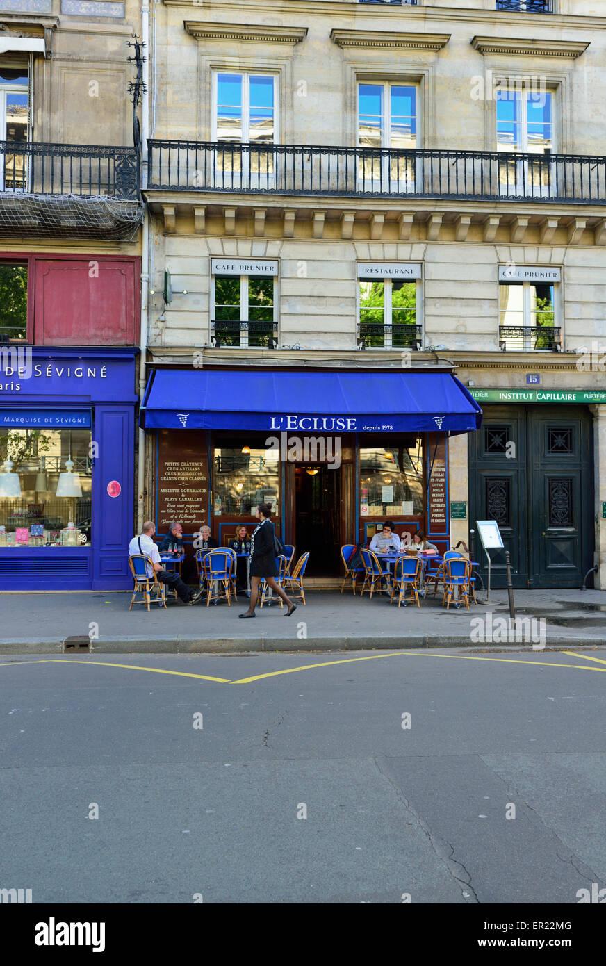 Cafe De Paris Hamburg Bar
