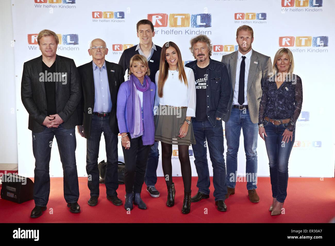 Jeans ulrike groeben von der RTL Aktuell