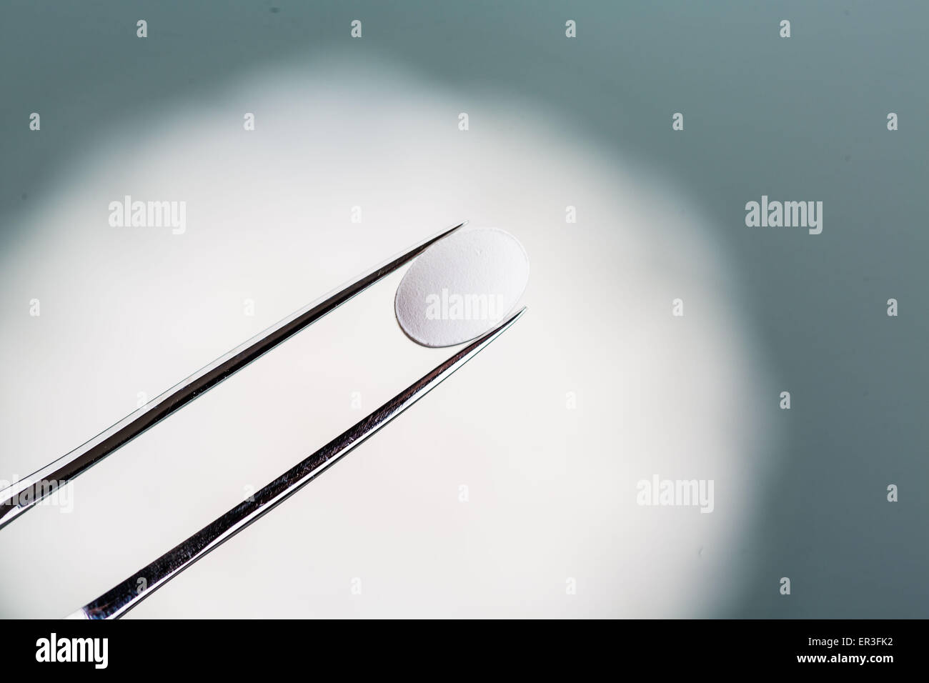 Pharmaceutical research. - Stock Image