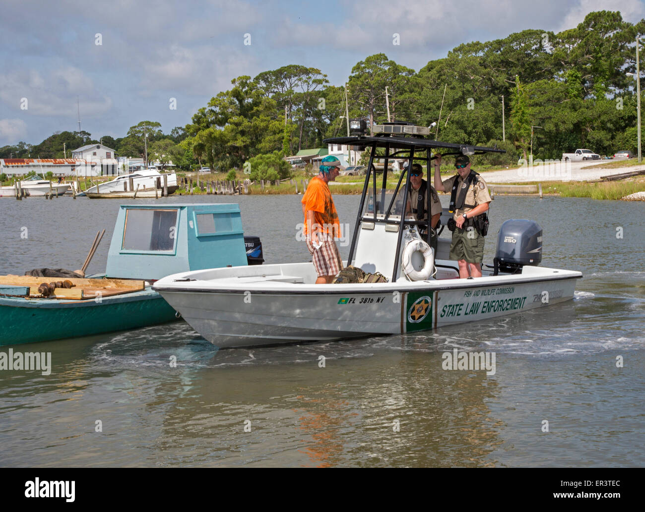 Eastpoint florida officers from the florida fish and for Ky fish and wildlife jobs