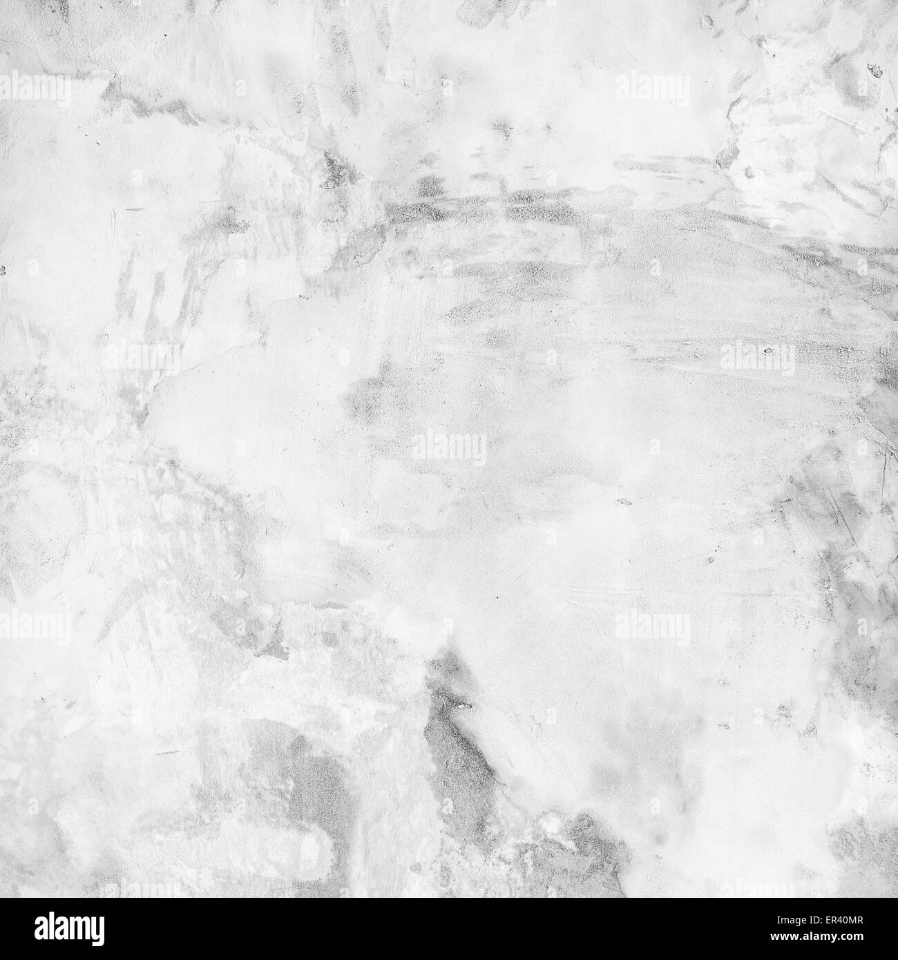 Old Grunge White Wall Texture Background