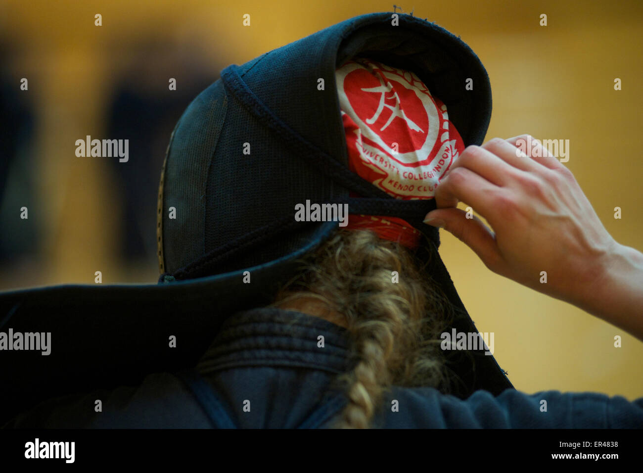 Tokyo Japan 27th May 2015 Emily Knight Captain Of The Gb Stock Photo Alamy