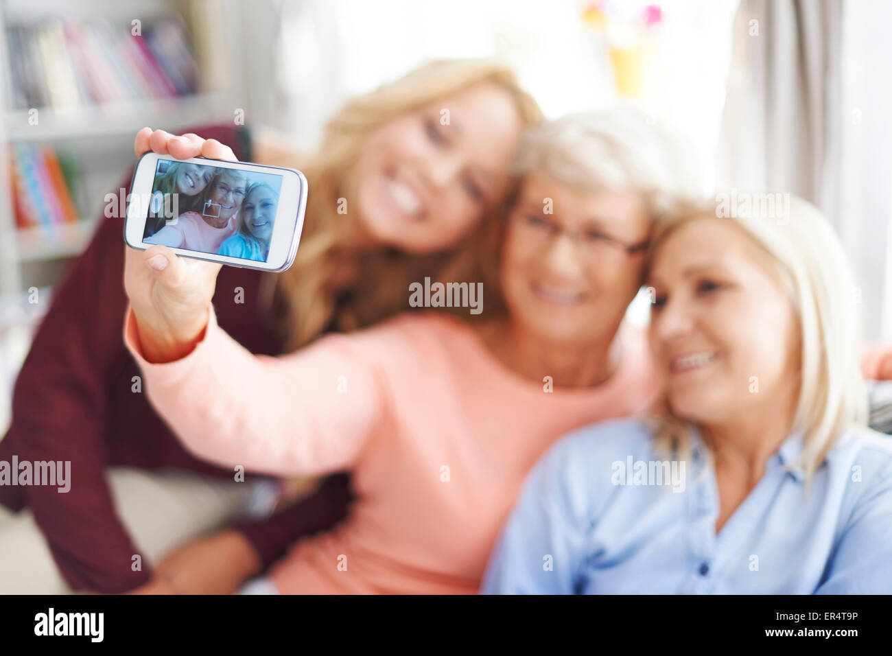 This will be a good photo. Debica, Poland - Stock Image