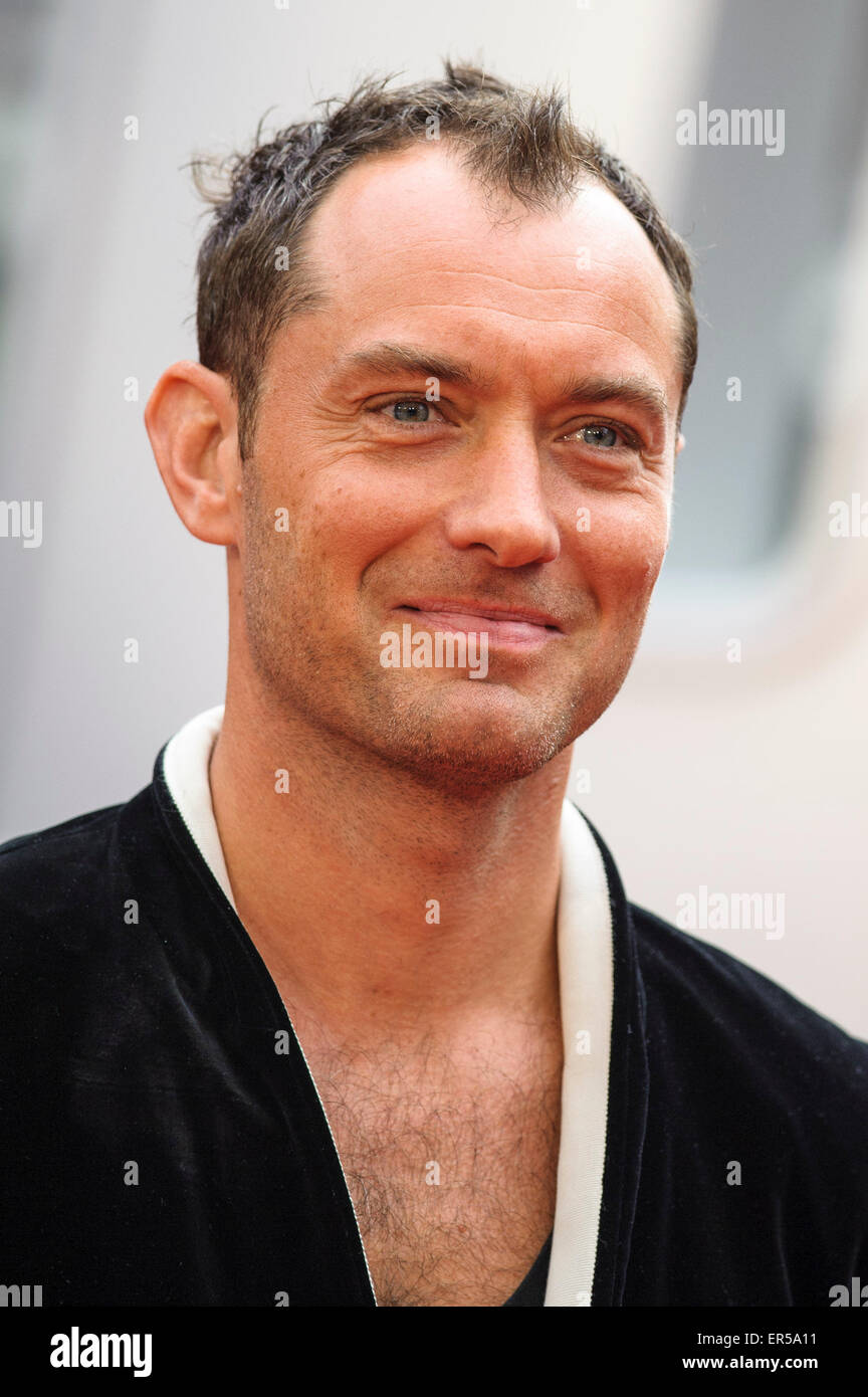 Jude Law Stock Photos ...