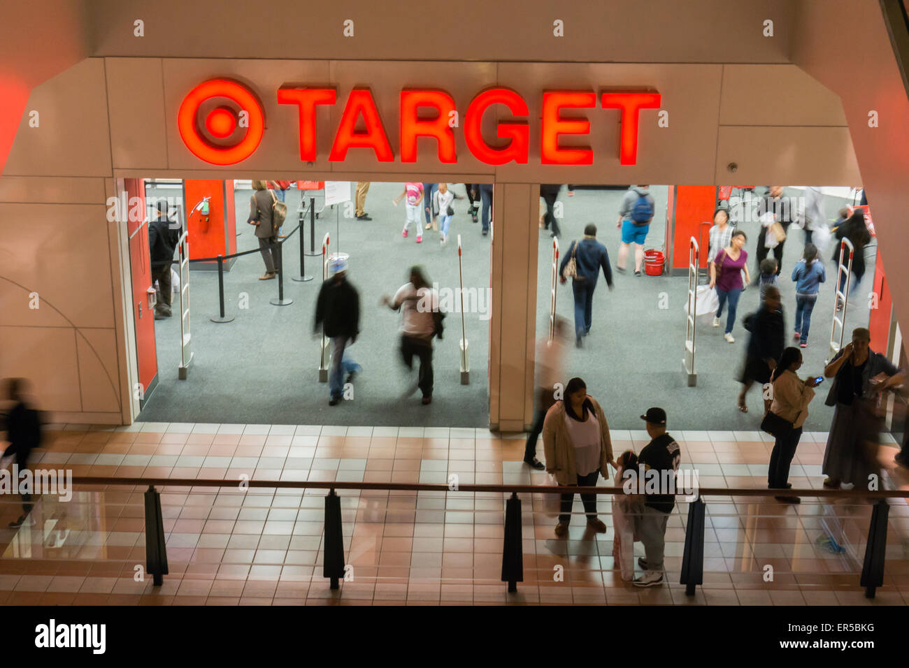 65796b1081506 Customers at the Target store in the Atlantic Center in Brooklyn in New  York on Saturday