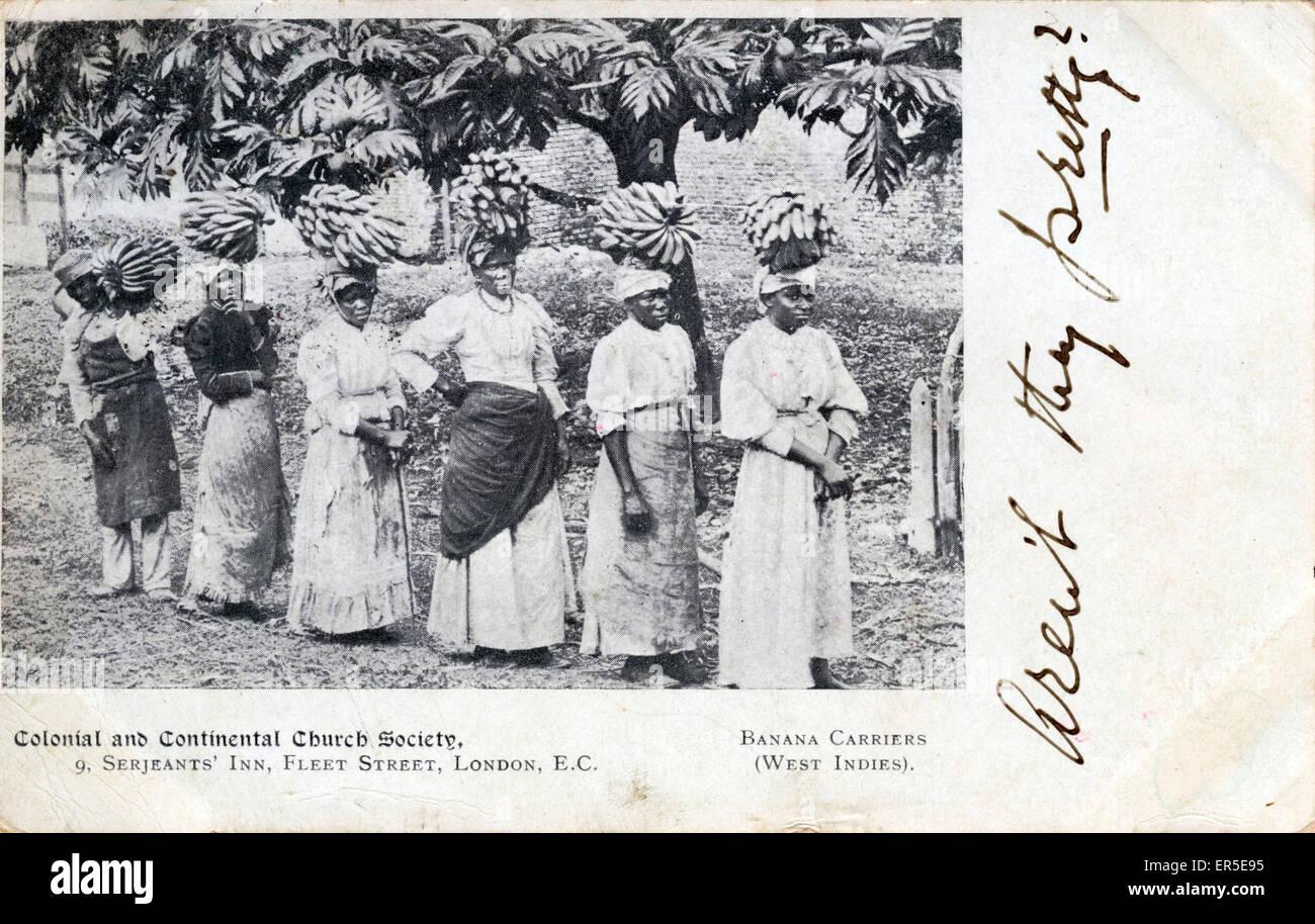 Jamaican Banana Stock Photos Jamaican Banana Stock Images Alamy