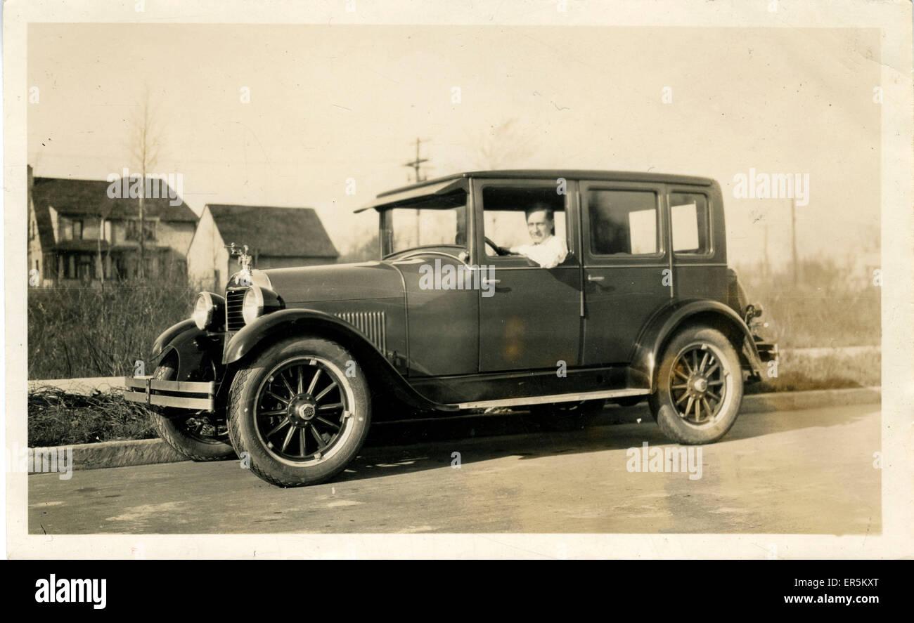 Essex Vintage Car, .  1920s - Stock Image
