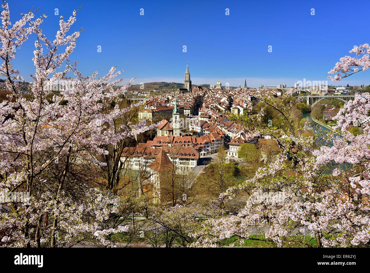 City View Of Bern Stock Photos & City View Of Bern Stock Images - Alamy