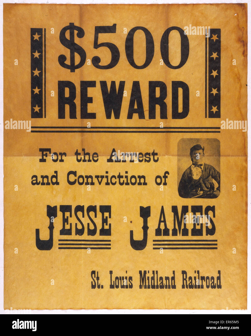 Outlaw Wanted Poster Stock Photos & Outlaw Wanted Poster Stock ...
