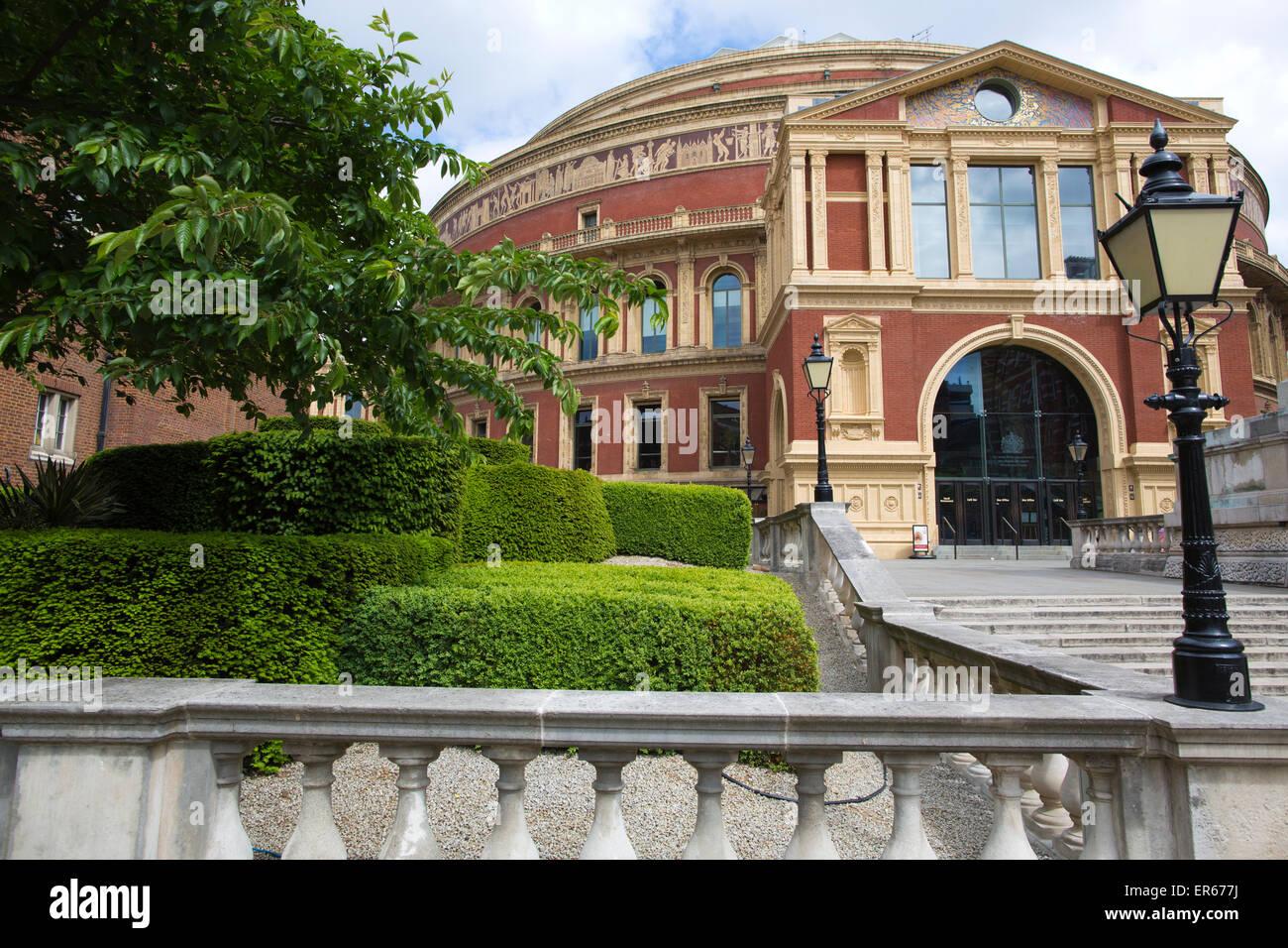 Royal Albert Hall, concert hall, South Kensington, London, England, UK - Stock Image