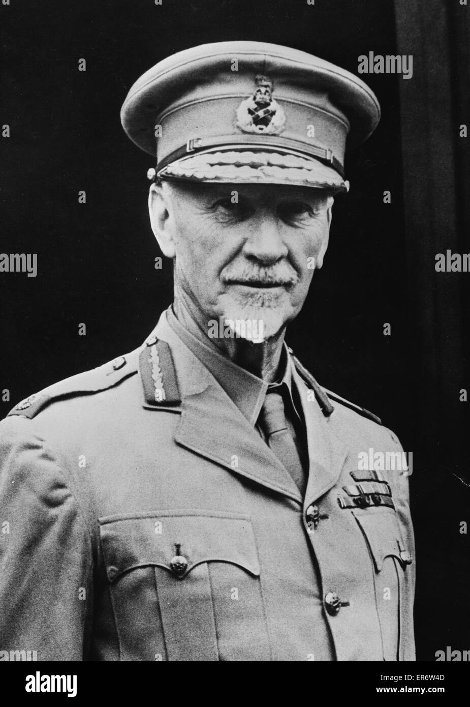 General Jan Smuts of the Union of South Africa. Date 1942?. - Stock Image