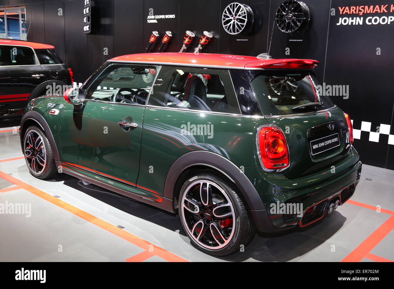 Mini Suv Stock Photos Mini Suv Stock Images Alamy