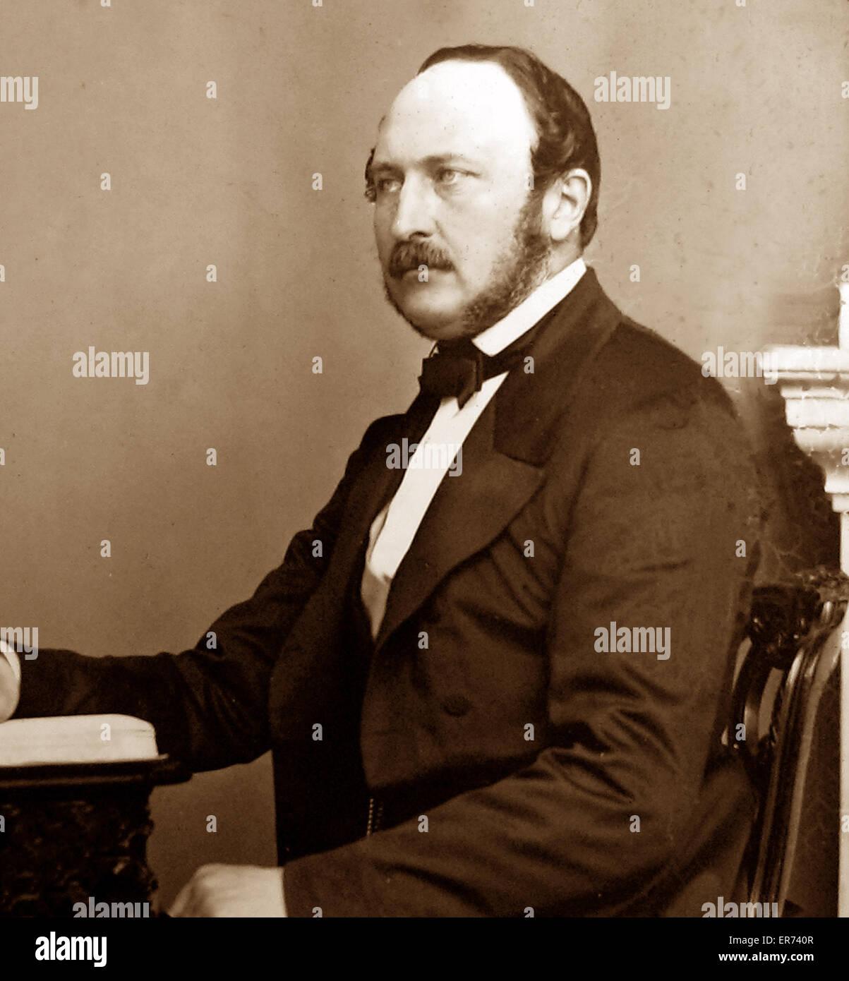 Prince Albert Victorian period - Stock Image