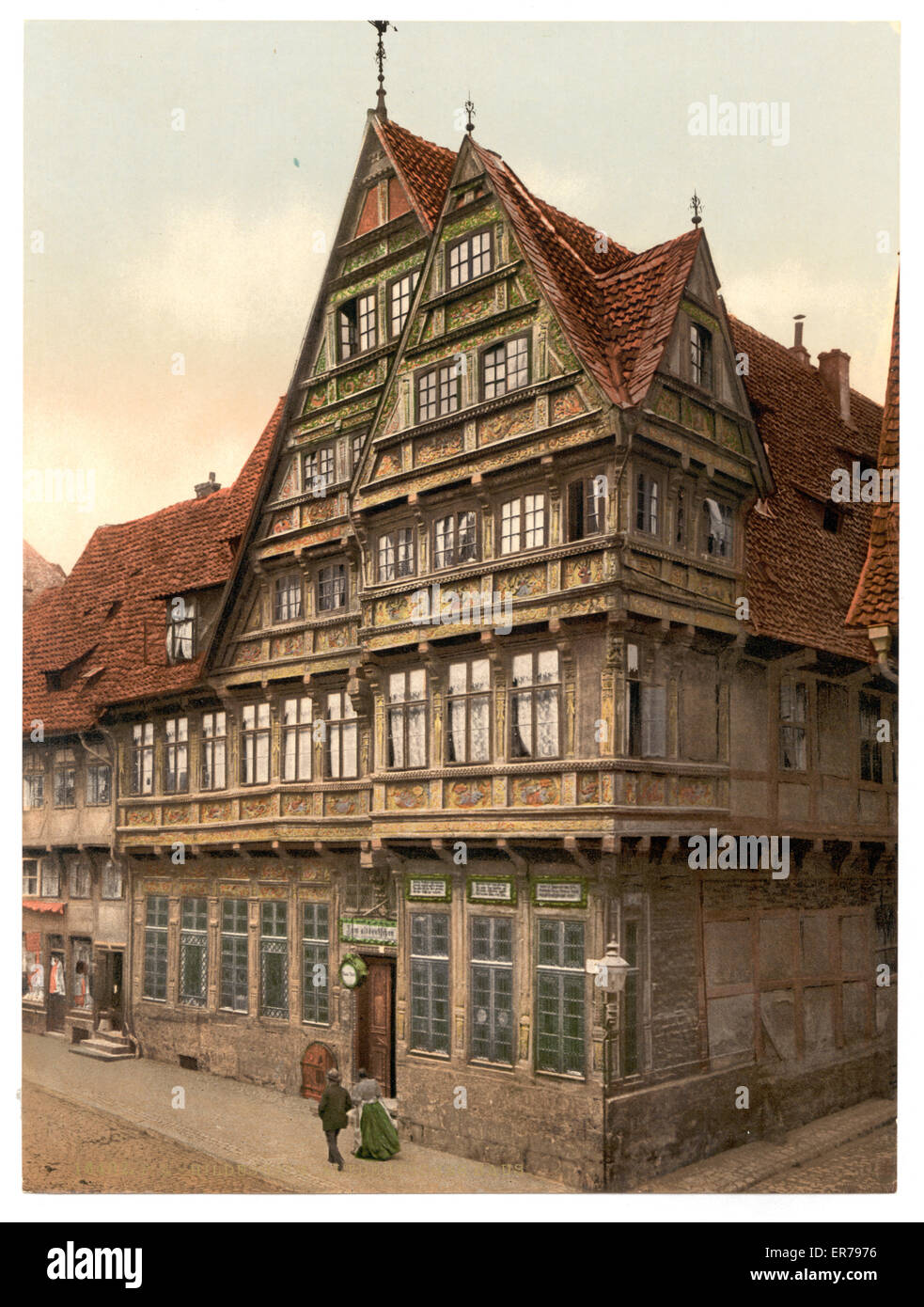 India Haus Hildesheim house of hanover stock photos house of hanover stock images alamy