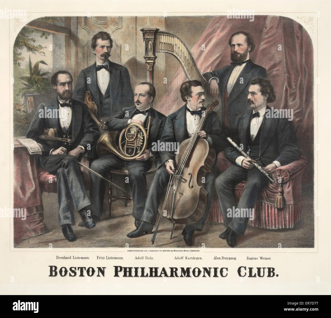 Boston Club Stock Photos Amp Boston Club Stock Images Alamy