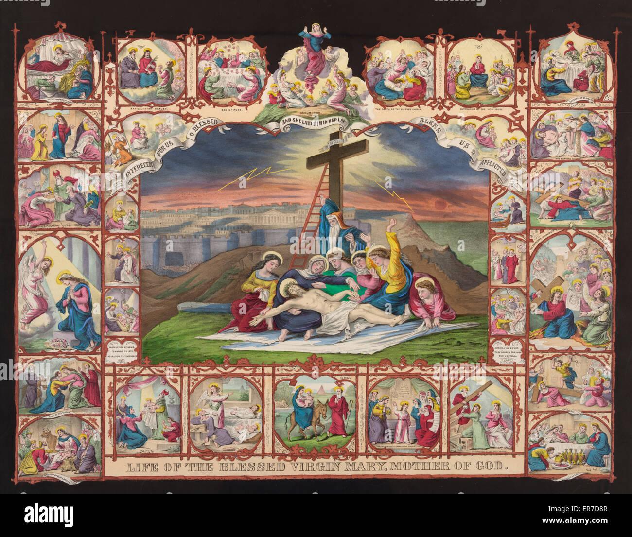 Passion of Jesus Christ - Stock Image