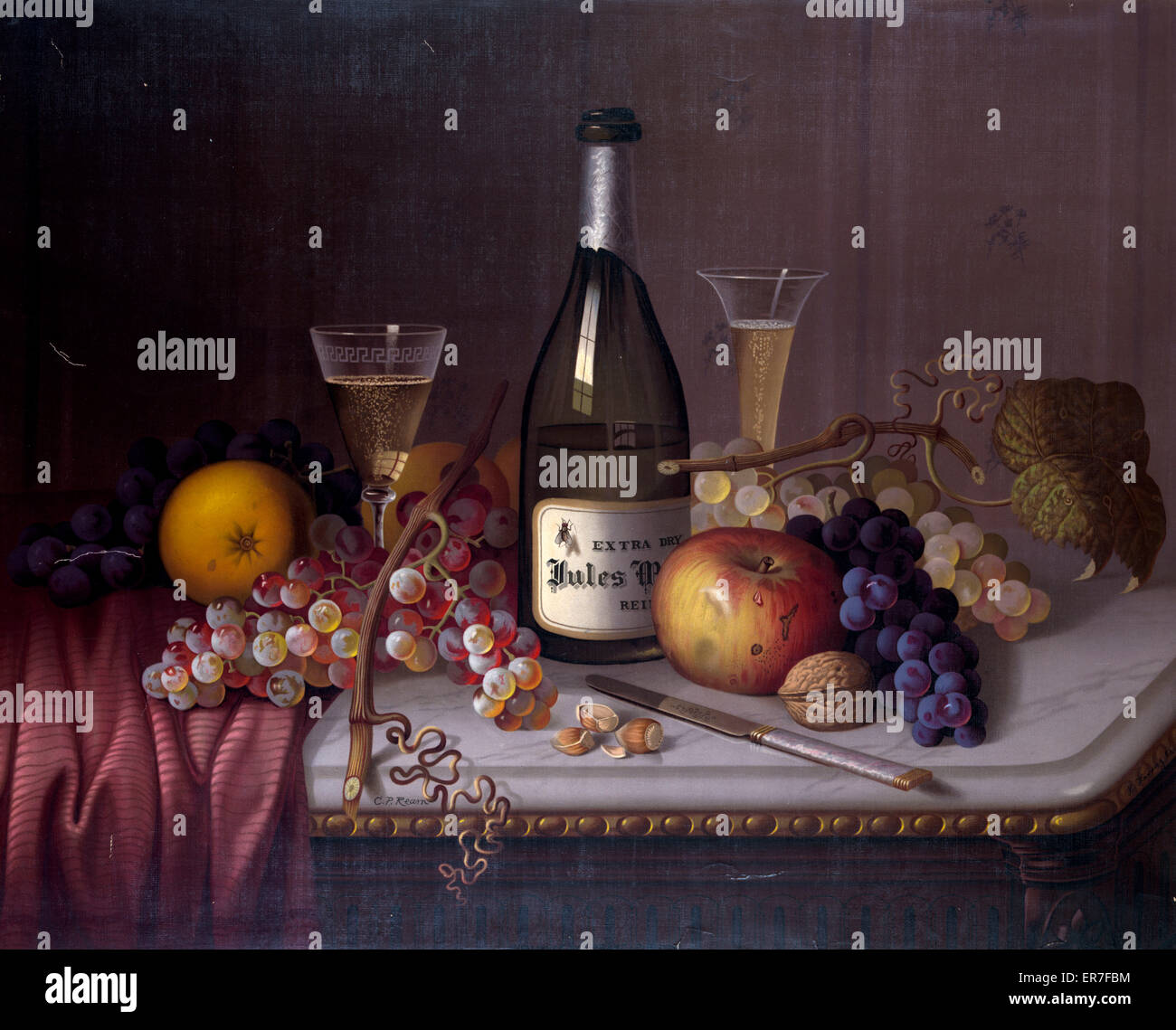 Still life. - Stock Image
