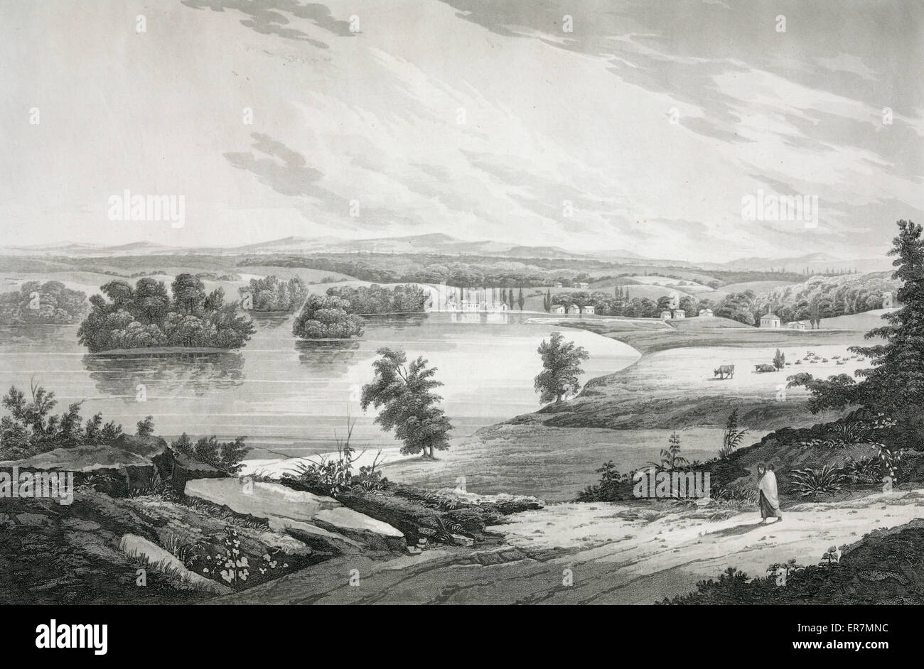 Fort Edward. - Stock Image
