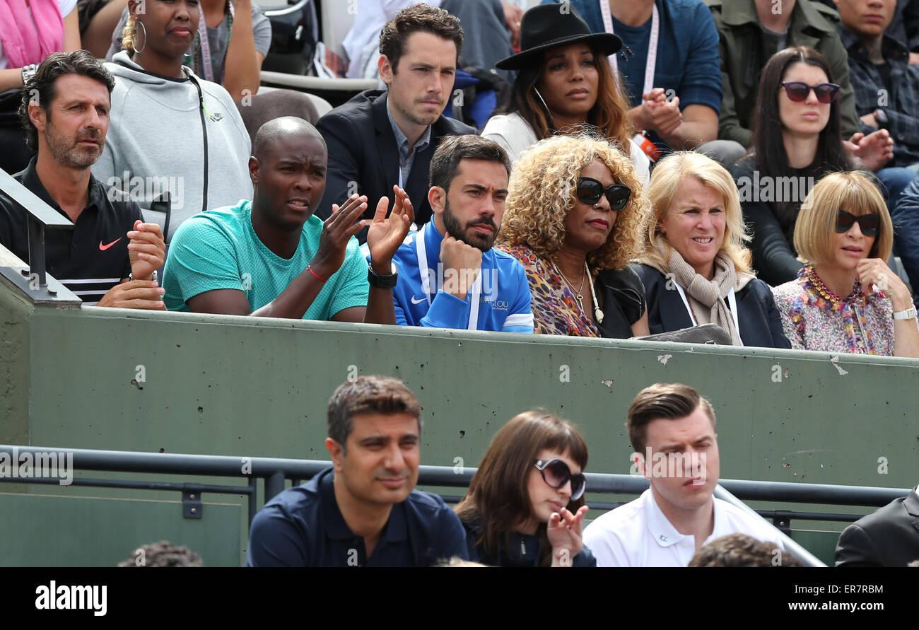 Boyfriend oracene williams Serena Williams'