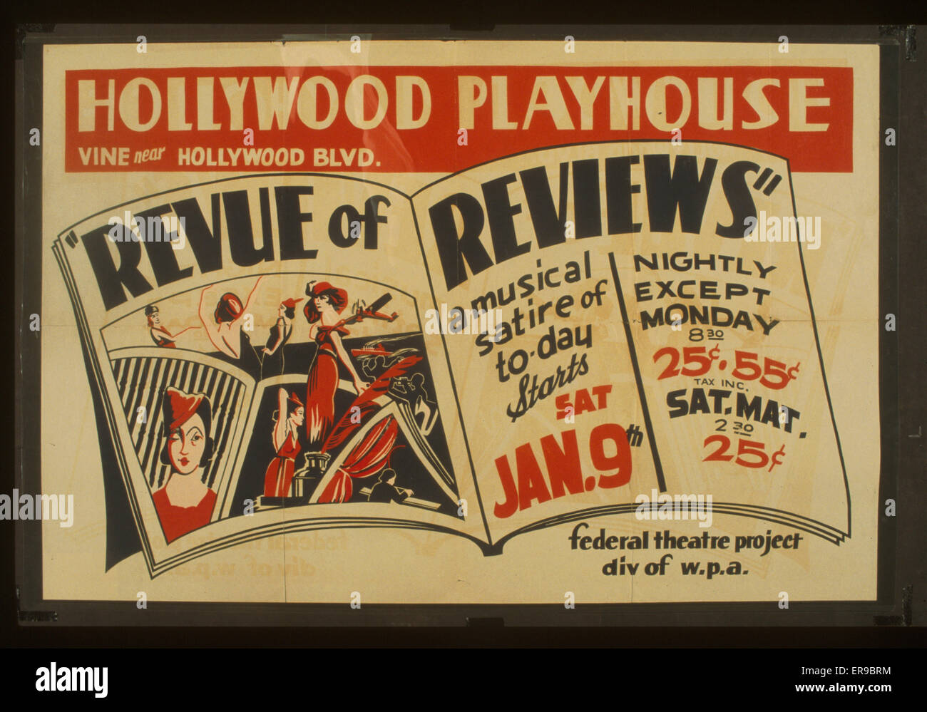 Revue Of Reviews A Musical Satire Of Today Hollywood Playhouse