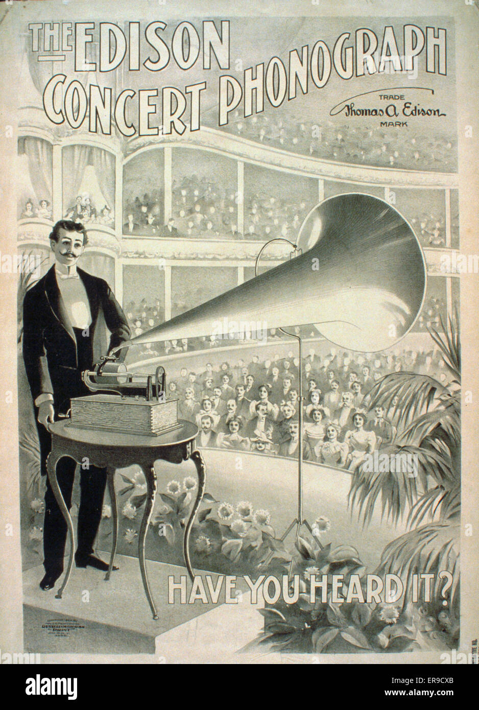 "The first words Edison successfully recorded on the phonograph were ""Mary."