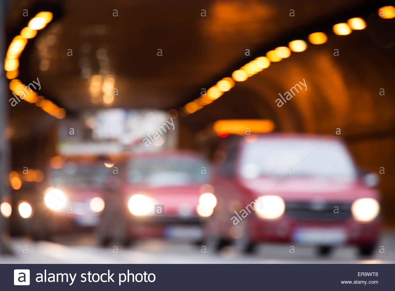 Traffic lights - Stock Image