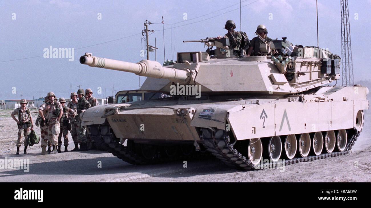 M1a1 Production