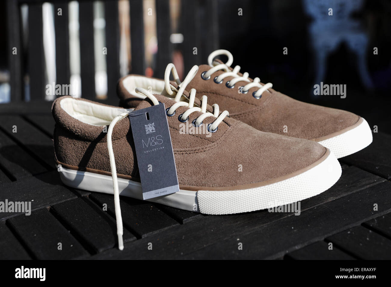 Mens lace up fashion summer shoes from