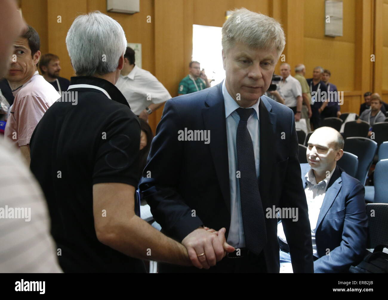 Nikolai Tolstykh was dismissed from the post of head of the RFU 05/31/2015 25