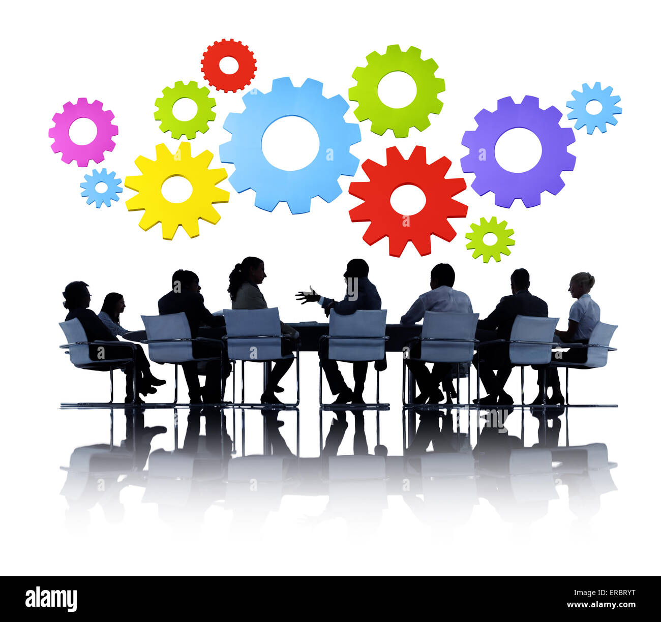 Business Meeting - Stock Image