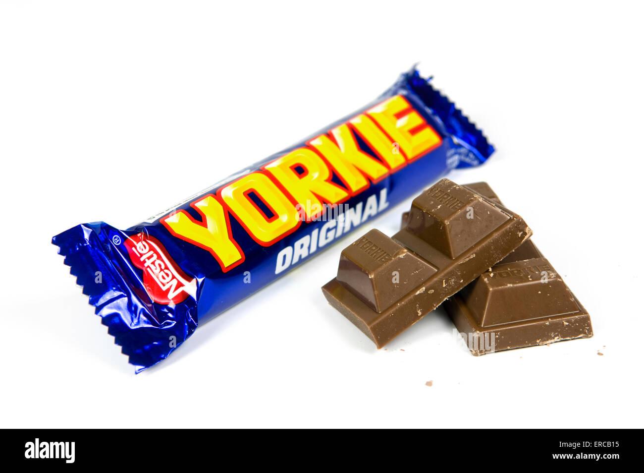 Yorkie Bar Stock Photos & Yorkie Bar Stock Images - Alamy