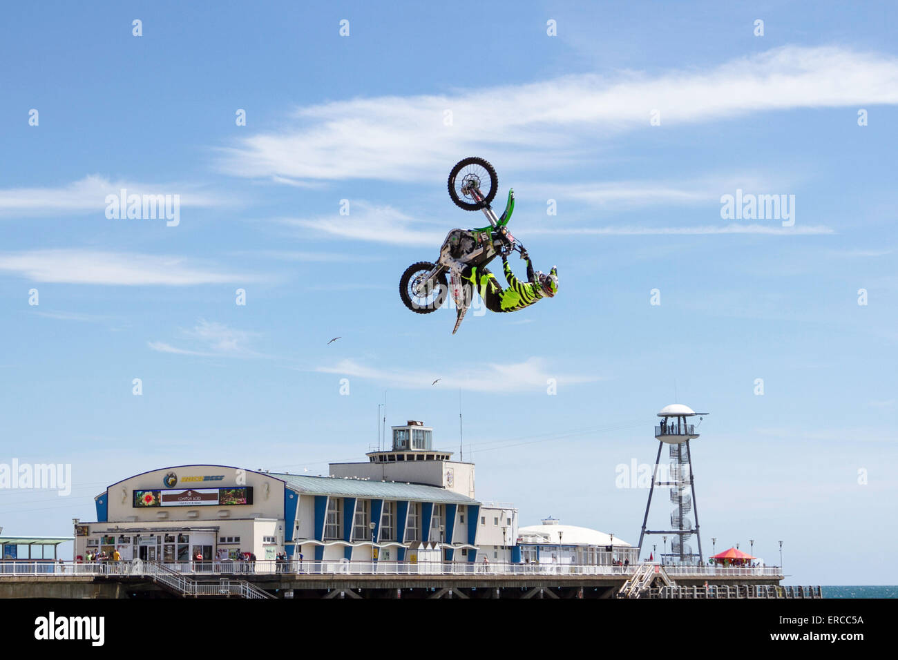 Bournemouth Wheels Festival May 2015 - Stock Image