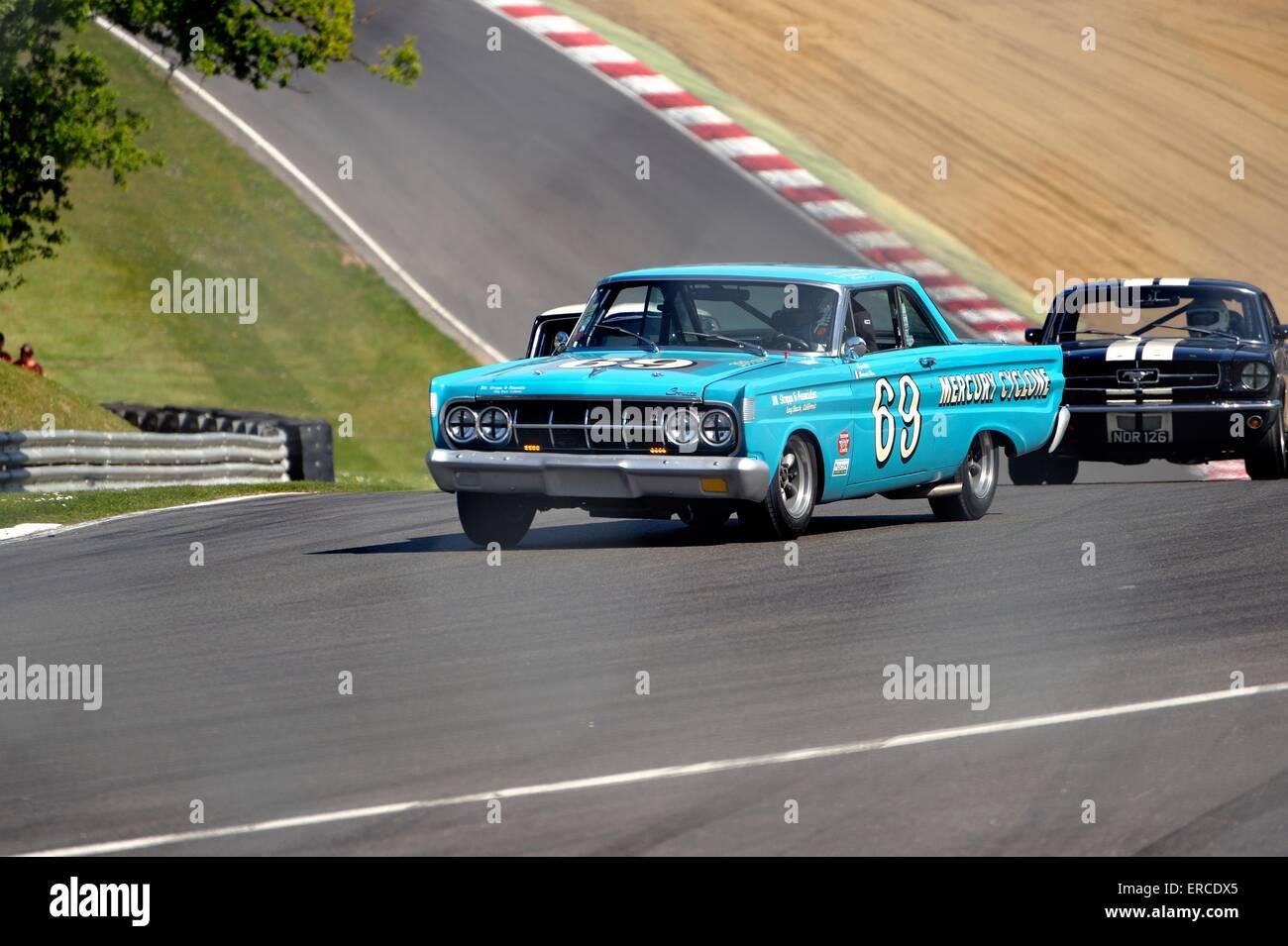 Muscle Car Racing Car Stock Photos & Muscle Car Racing Car Stock ...