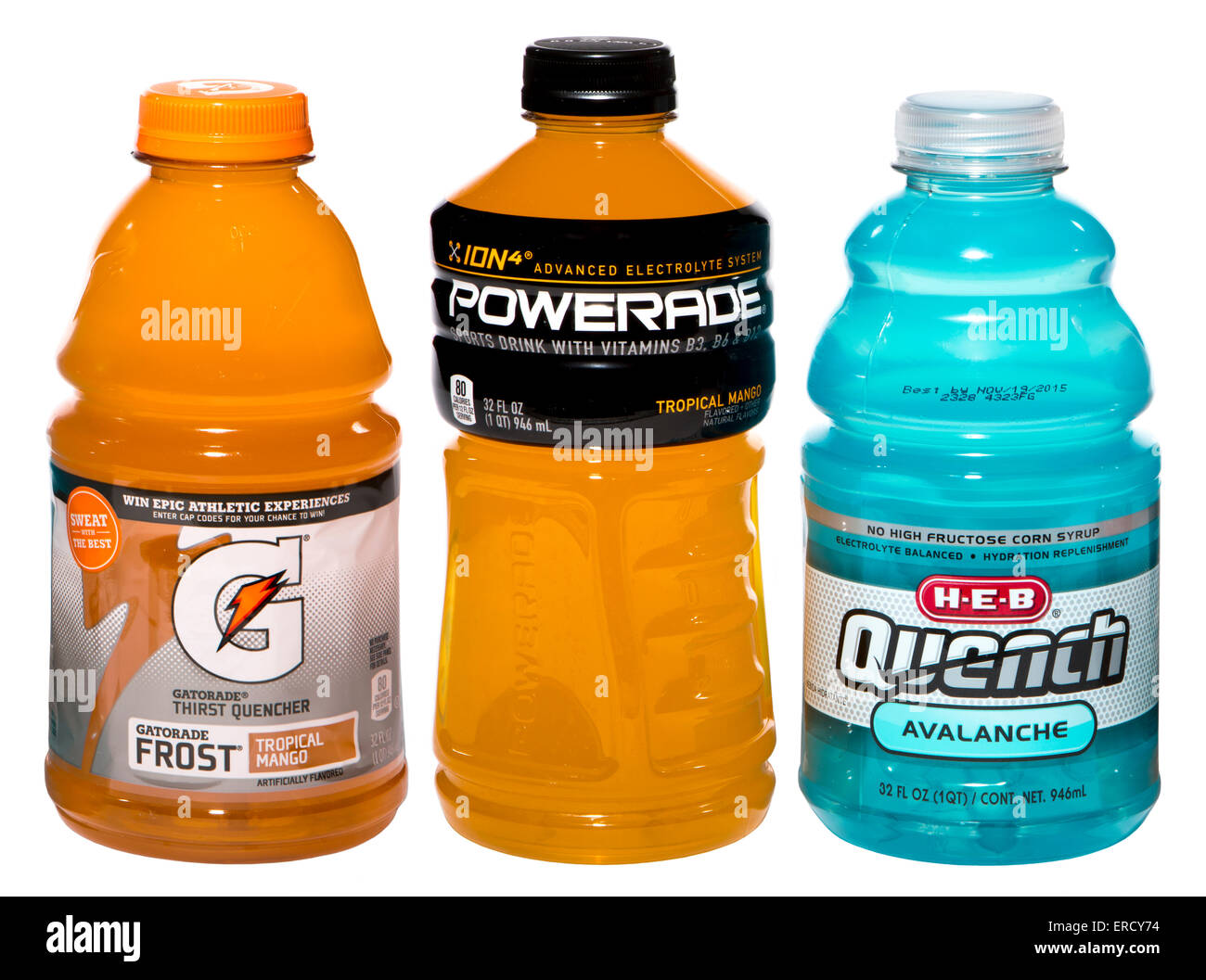 Which country in Europe sales Gatorade - answers.com