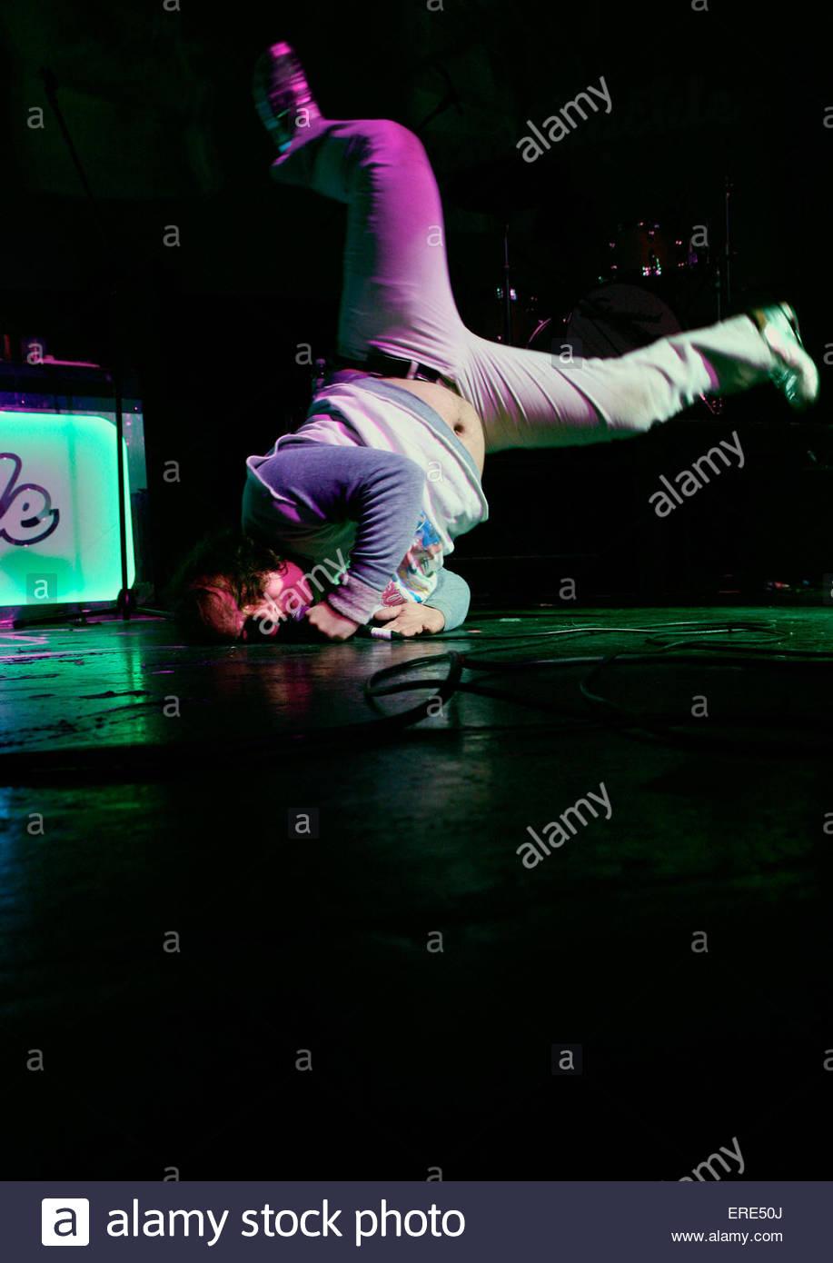 Har Marr Superstar performing in Bristol 18 April 2008 - Stock Image