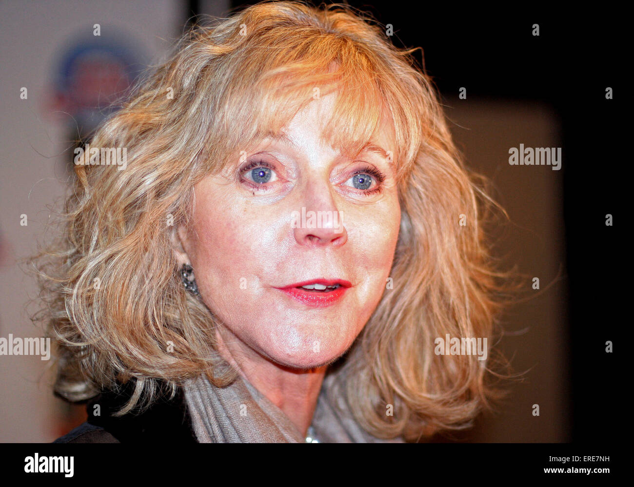 blythe danner at the opening of irving berlins white christmas on broadway at the marquis theatre in new york city 22 november 2008 bd american actress - Actresses In White Christmas