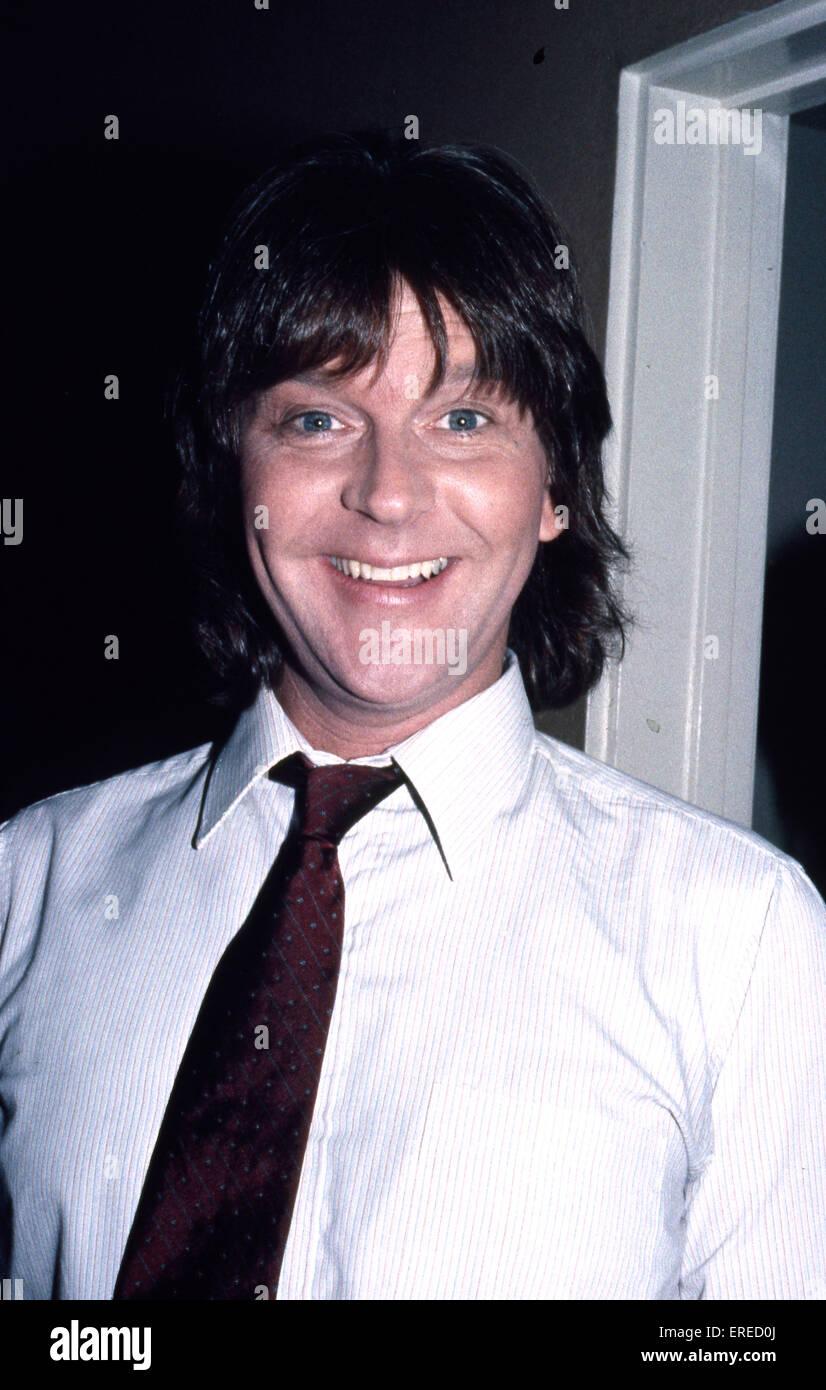 Randy Meisner, portrait taken in Los Angeles, USA. American singer, songwriter, guitarist and founding member of Stock Photo