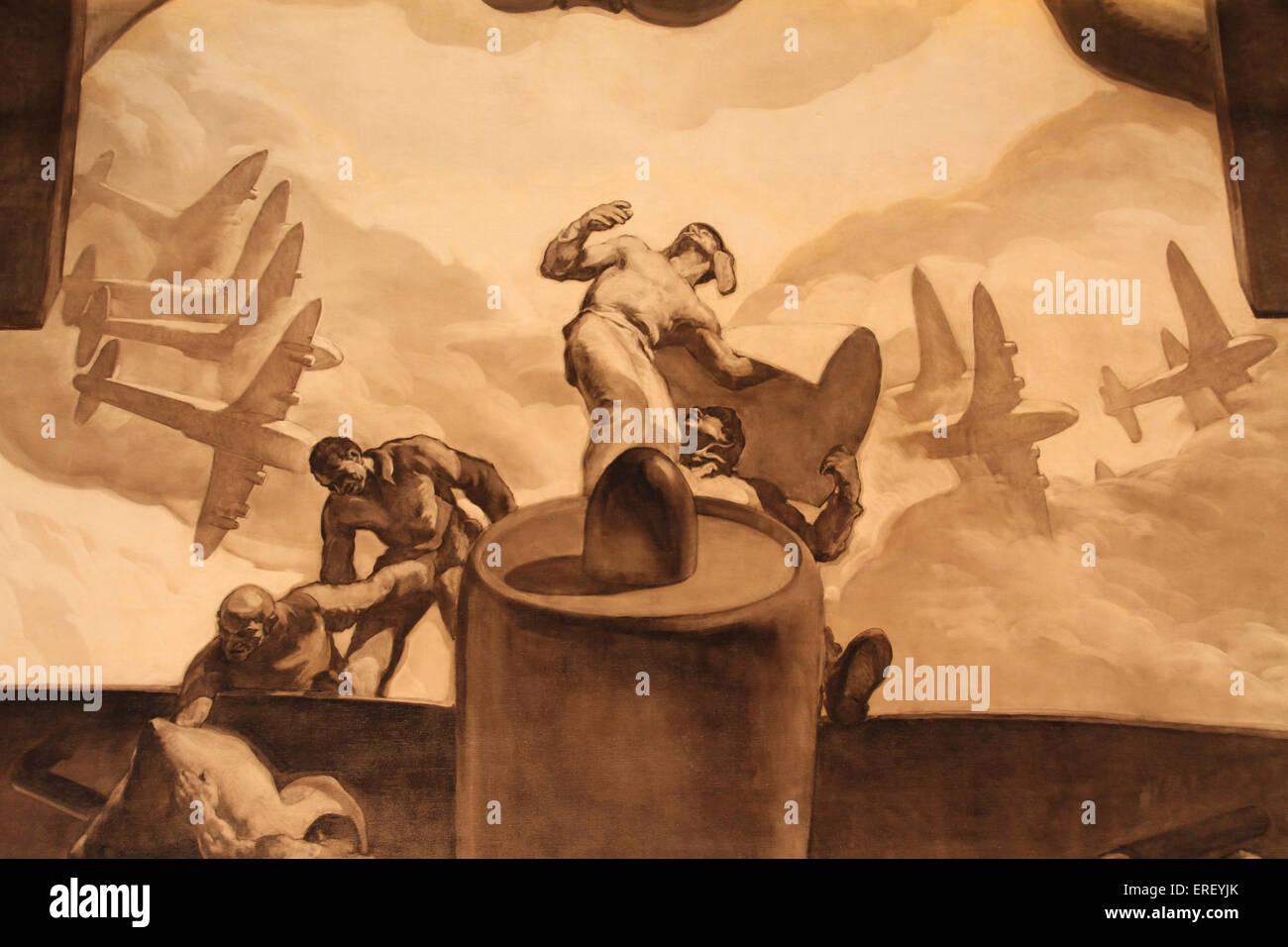 Spanish Muralist Jose Maria