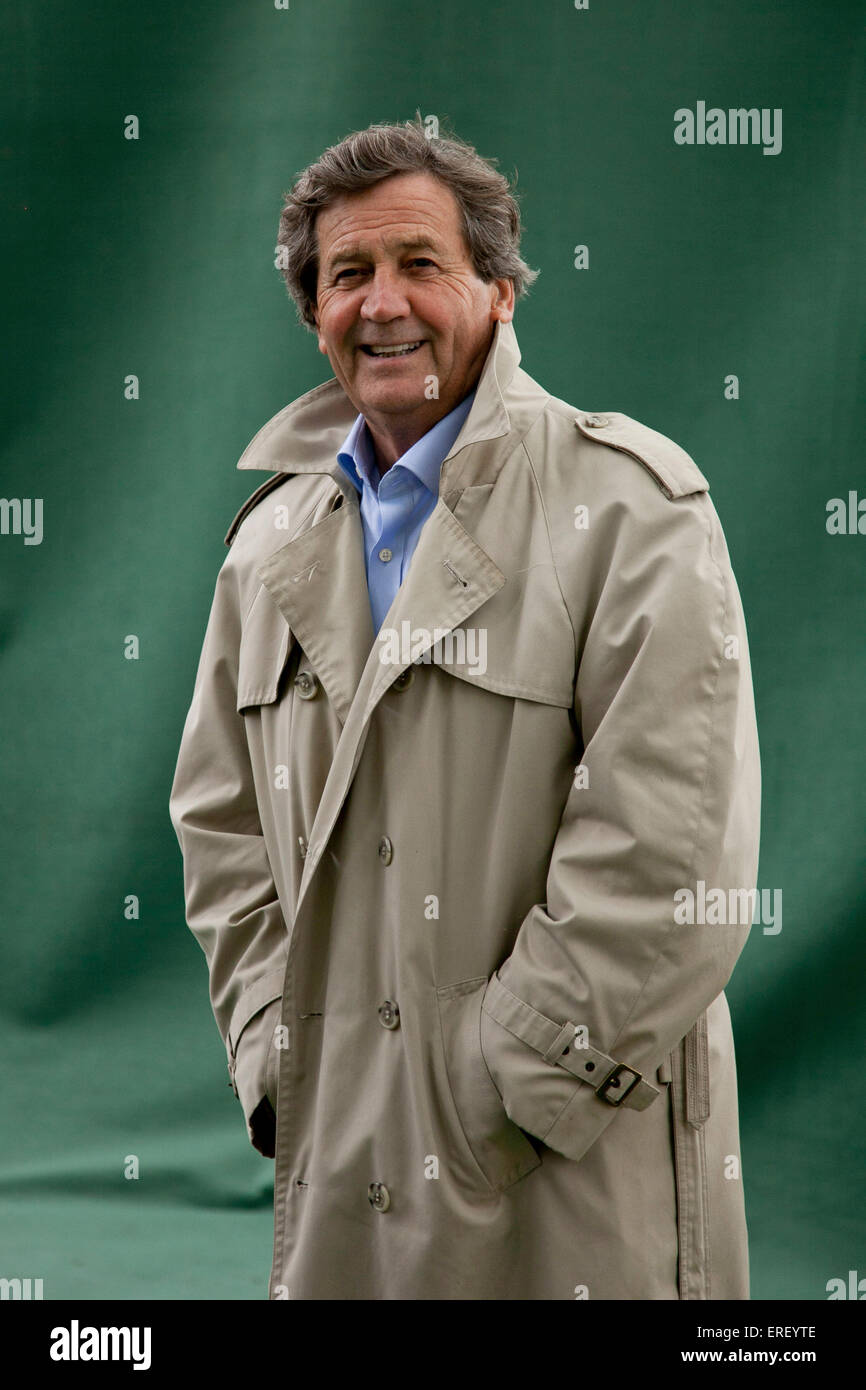 Melvyn Bragg. At the Edinburgh International Book Festival 2011.  English author, broadcaster and media personality: - Stock Image