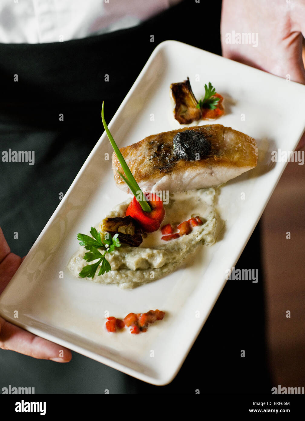 Entree Stock Photos Amp Entree Stock Images Alamy